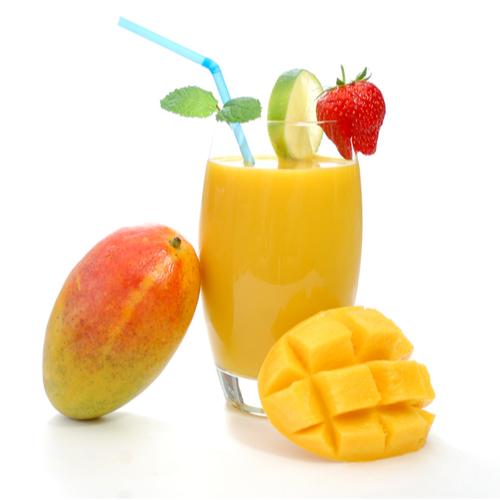 titan frozen fruit mango drink
