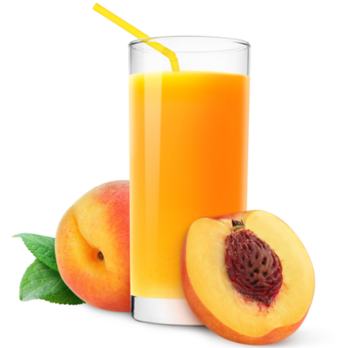 titan frozen fruit peach drink